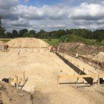 Budowa domu jednorodzinnego - fundamenty