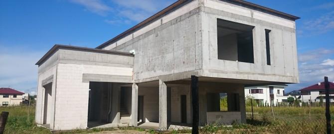 Dokończenie budowy domu jednorodzinnego.