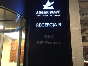 Lifting powierzchni biurowej GSK.