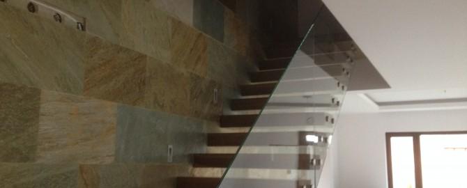 Kompleksowe wykończenie domu jednorodzinnego.