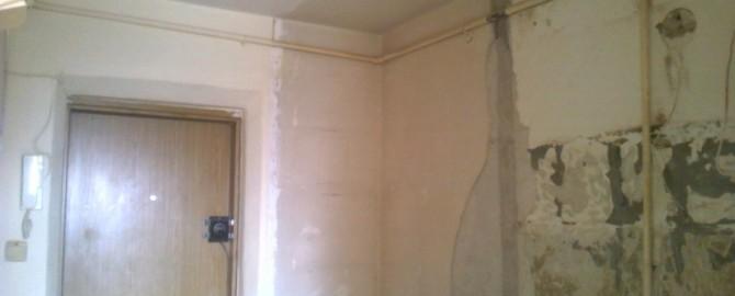 Kompleksowy remont mieszkania.