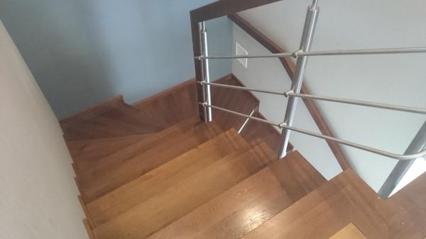 Montaż schodów w domu jednorodzinnym