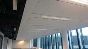 Remont sufitu w biurze - Sygnity Warszawa