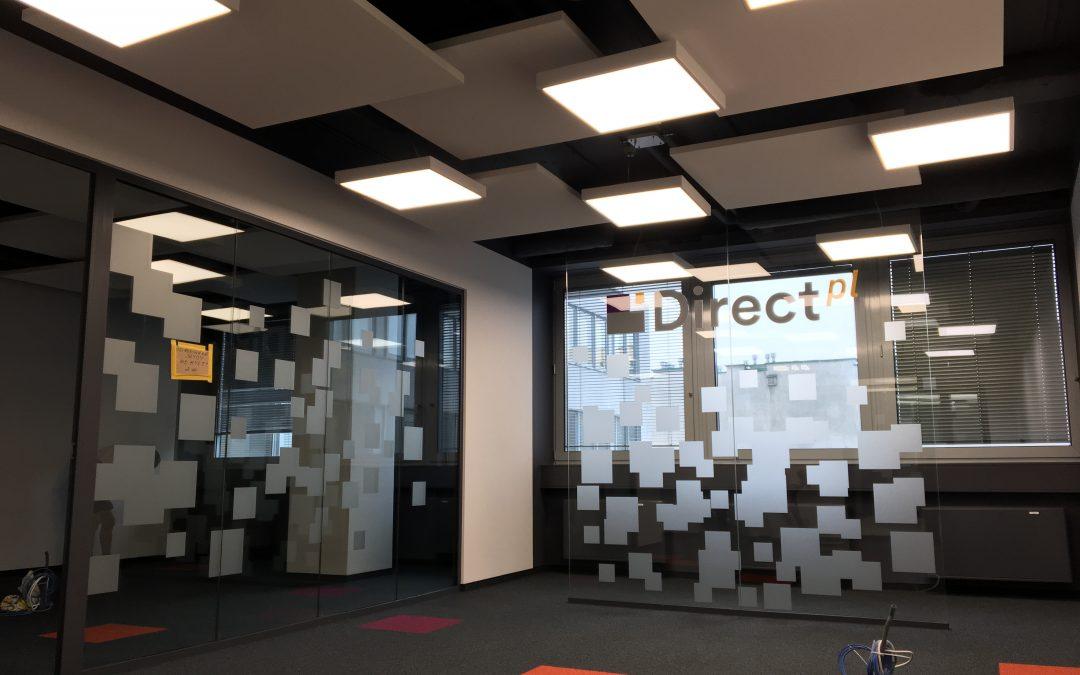 Adaptacja biura Direct