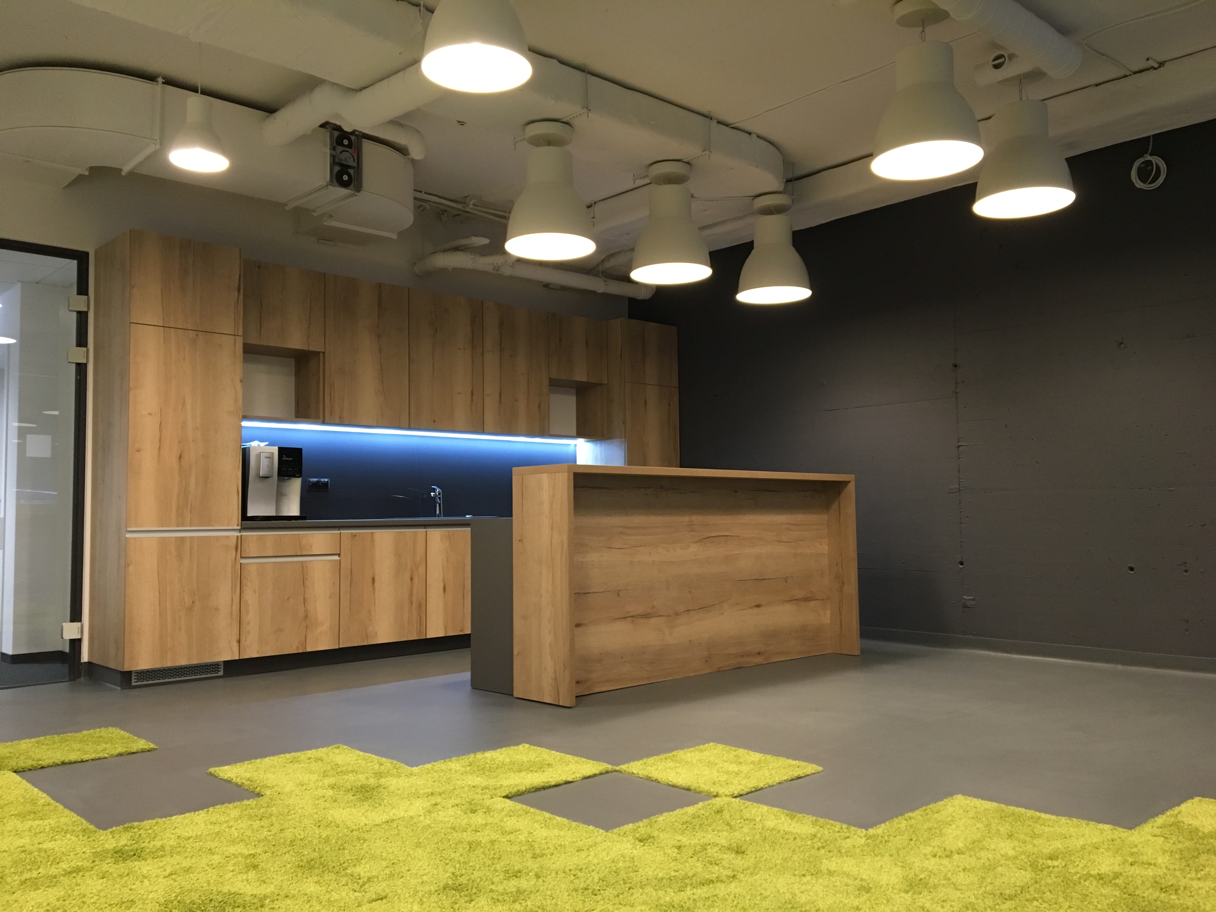 Direct - remont powierzchni biurowej