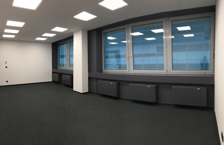Remont powierzchni biurowej